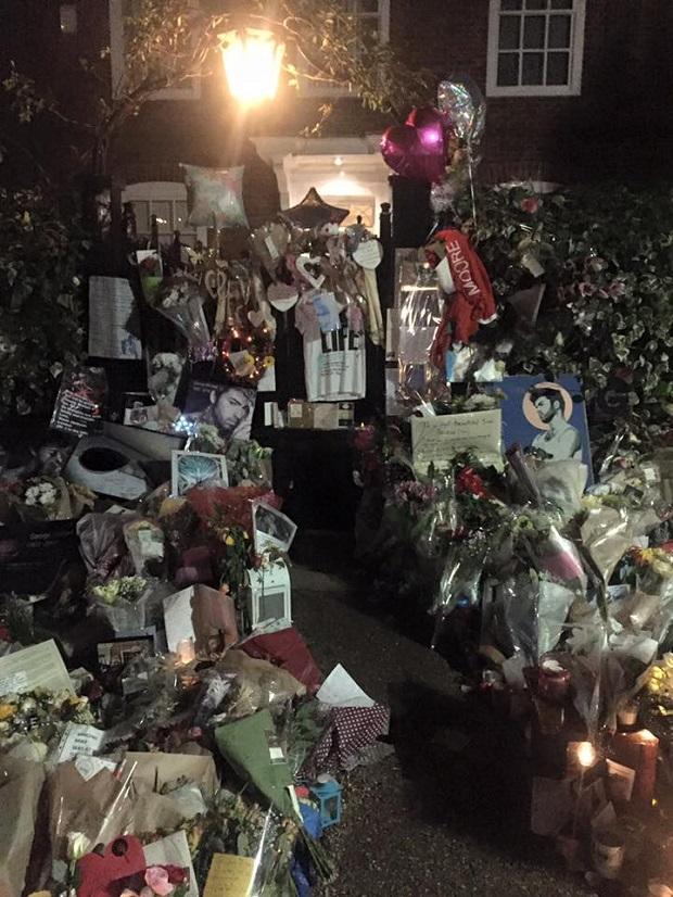 George Michael Memorial 2