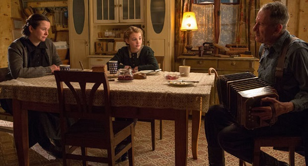 hans hubermann and liesel relationship counseling